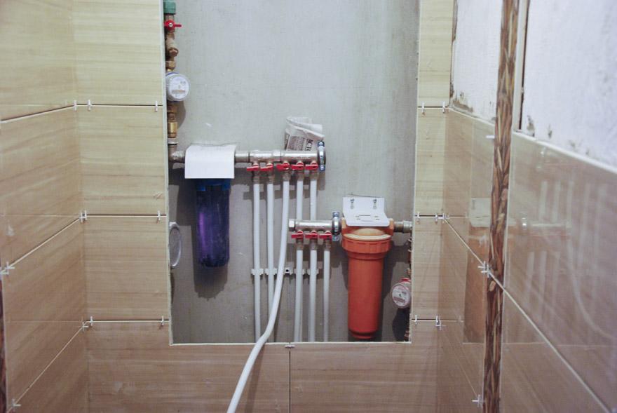 Размеры для сантехники в ванне своими руками